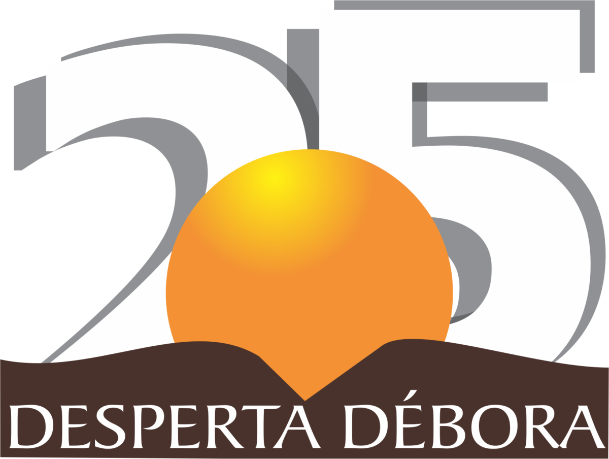 Logo 25 anos do Desperta Debora