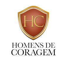Logomarca do ministerio homens de coragem resgatando a liderança do lar