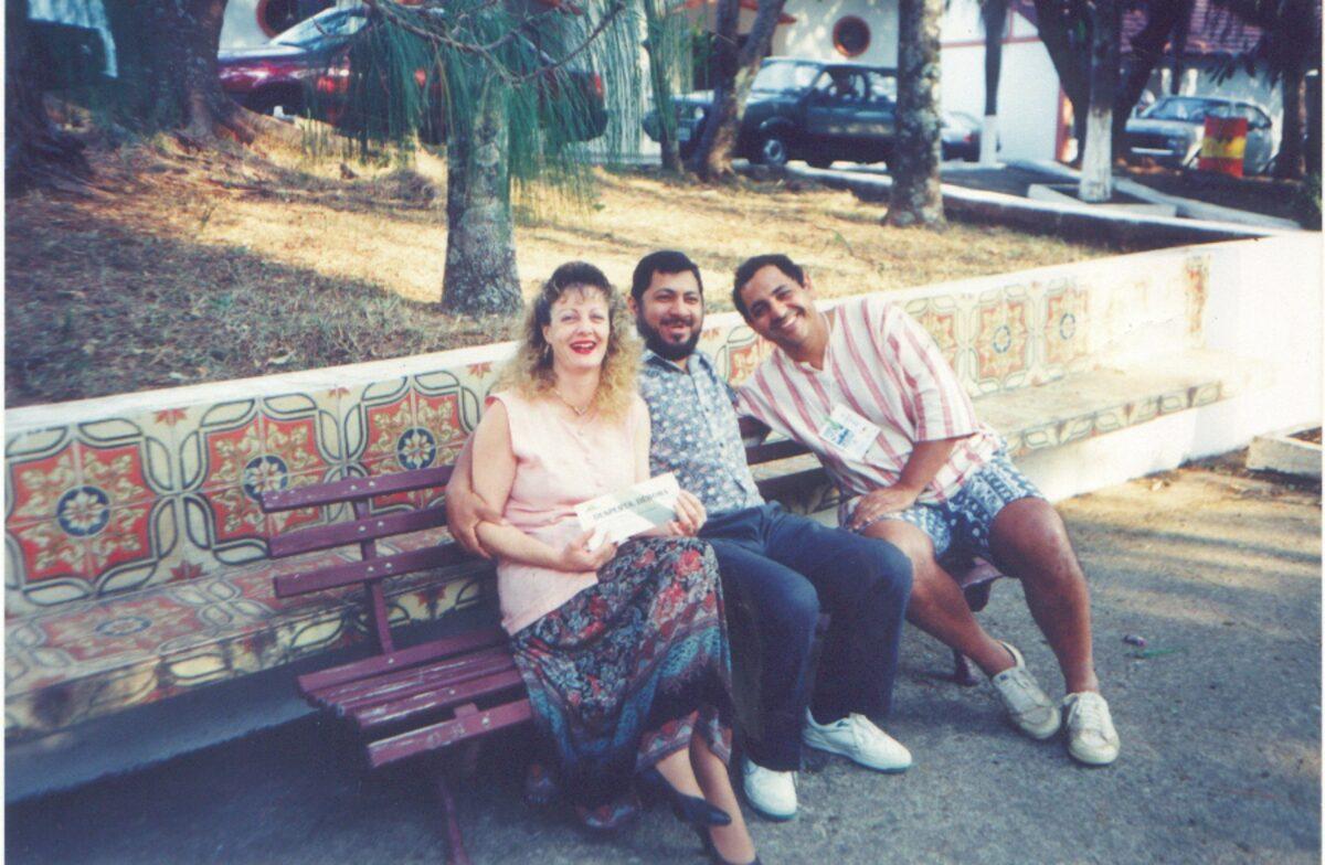 Pr Marcelo Gualberto Pastor Jeremias Pereira e Ana Maria fundadores do ministério Desperta Débora
