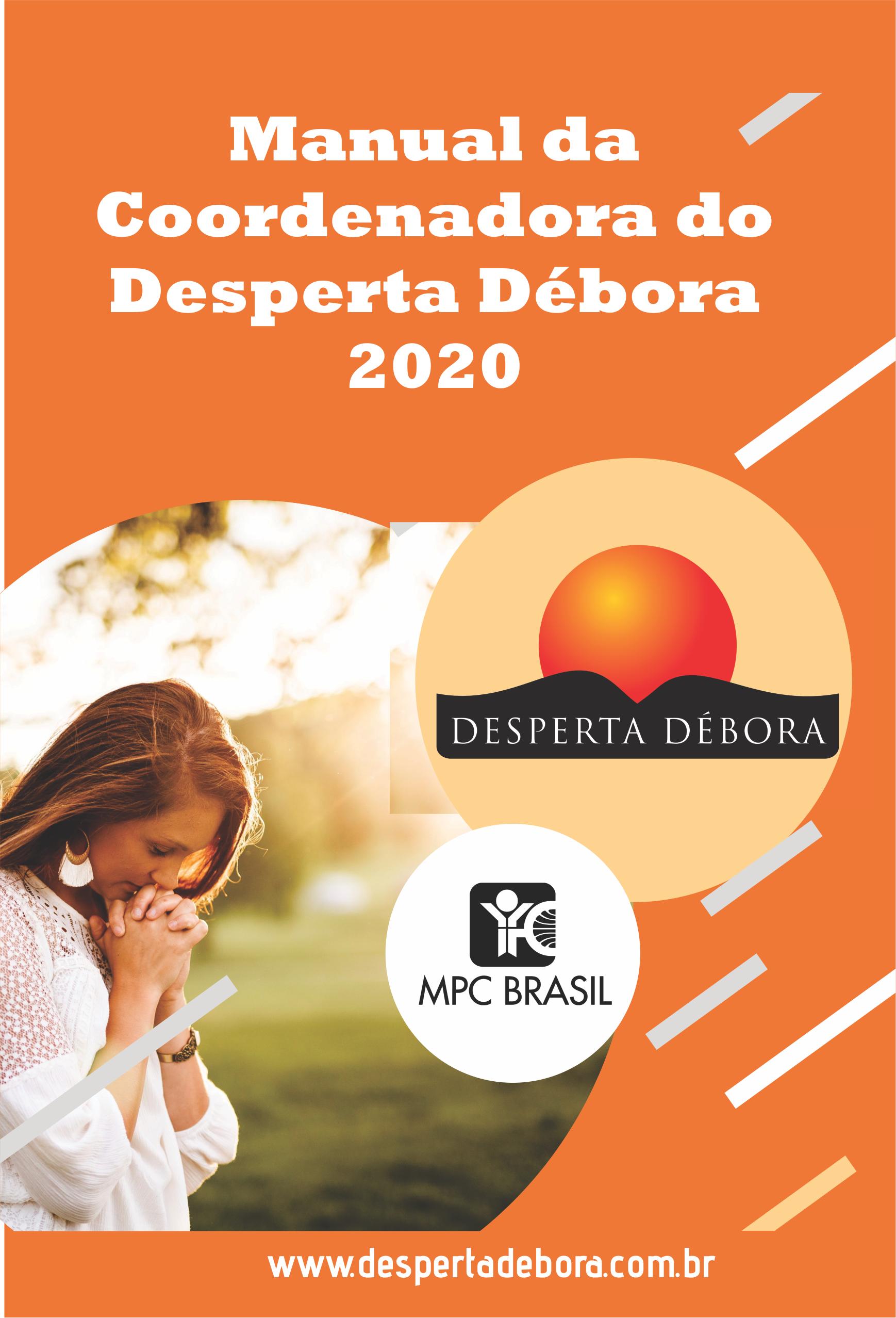 Capa do manual 2020